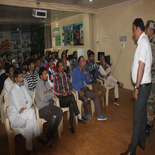 A View Of Parent Teacher Meeting on 26th May 2018